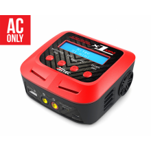 Hitec X1 Mini, AC Multichemistry Charger / Discharger 60W-6A