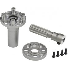 Front Center Drive Shaft, w/ Gear Housing, for UDR
