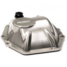 Integy Type4 Billet Machined HD Diff Cover, Axial Wraith, Silver