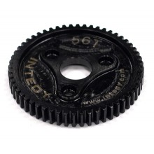Integy Steel Gear 56T for 1/10 E-Revo, Slash/Stamp 4X4, Jato, Summit, BL E/T-Maxx 3.3