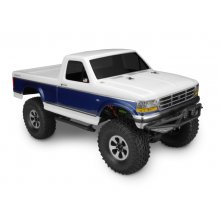 Jconcepts  1993 Ford F-250 Clear Body for Trail/Scale Crawlers