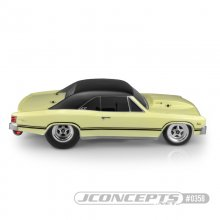 """Jconcepts 1967 Chevy Chevelle Clear Body for 10.75"""" Wide SCT"""
