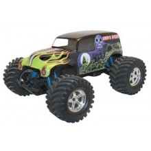 """1/8 Scale GraveDigger Pre-Painted, .060"""""""