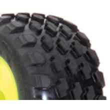 "Dirt Hawg II, 2.2"" Truck Tires, M2 Comp"