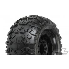 "Rock Rage 3.8"" Tires on F-11 Wheels, .5"" offset, 17mm Hex"