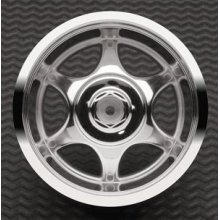 Chrome Outback wheels, Series 40