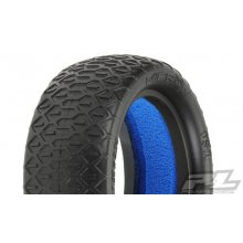 Micron 2.2 4wd Buggy Front M4(Super Soft) Off-Road Tires W/ Closed Cell Inserts