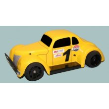 Bolink Legends Coupe 1/10 '37 Clear Body