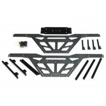 """STRC CNC Machined Aluminum """"Izilla"""" Monster Truck Racing Conversion Kit for Axial Wraith"""