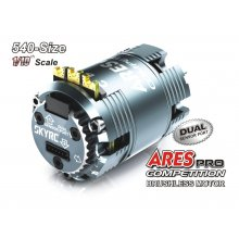 Ares PRO, Competition 10.5t Brushless 540 Motor