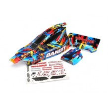 Traxxas Bandit Body, Rock n' Roll