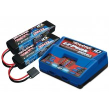 Traxxas Battery/Charger Completer Pack Dual 2S
