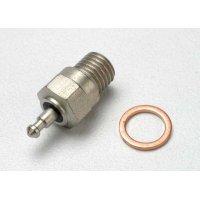 Glow Plug, Super Duty (long-medium)/gasket, TRX